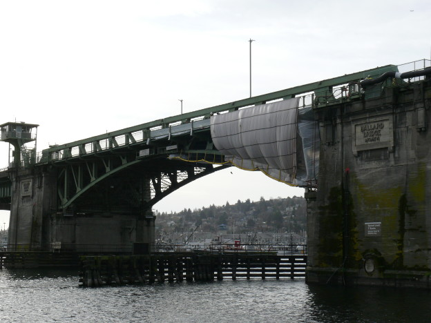 Ballard Drive Bridge Engineering Project
