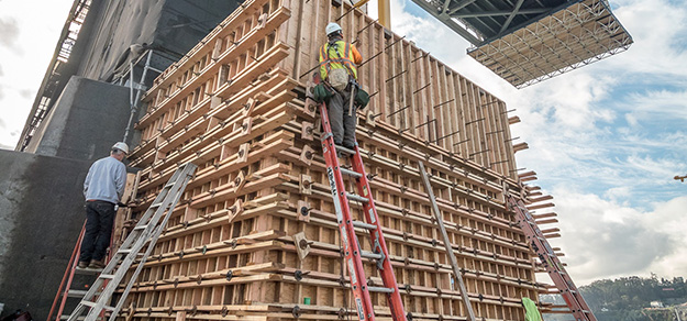 falsework, formwork and reshoring