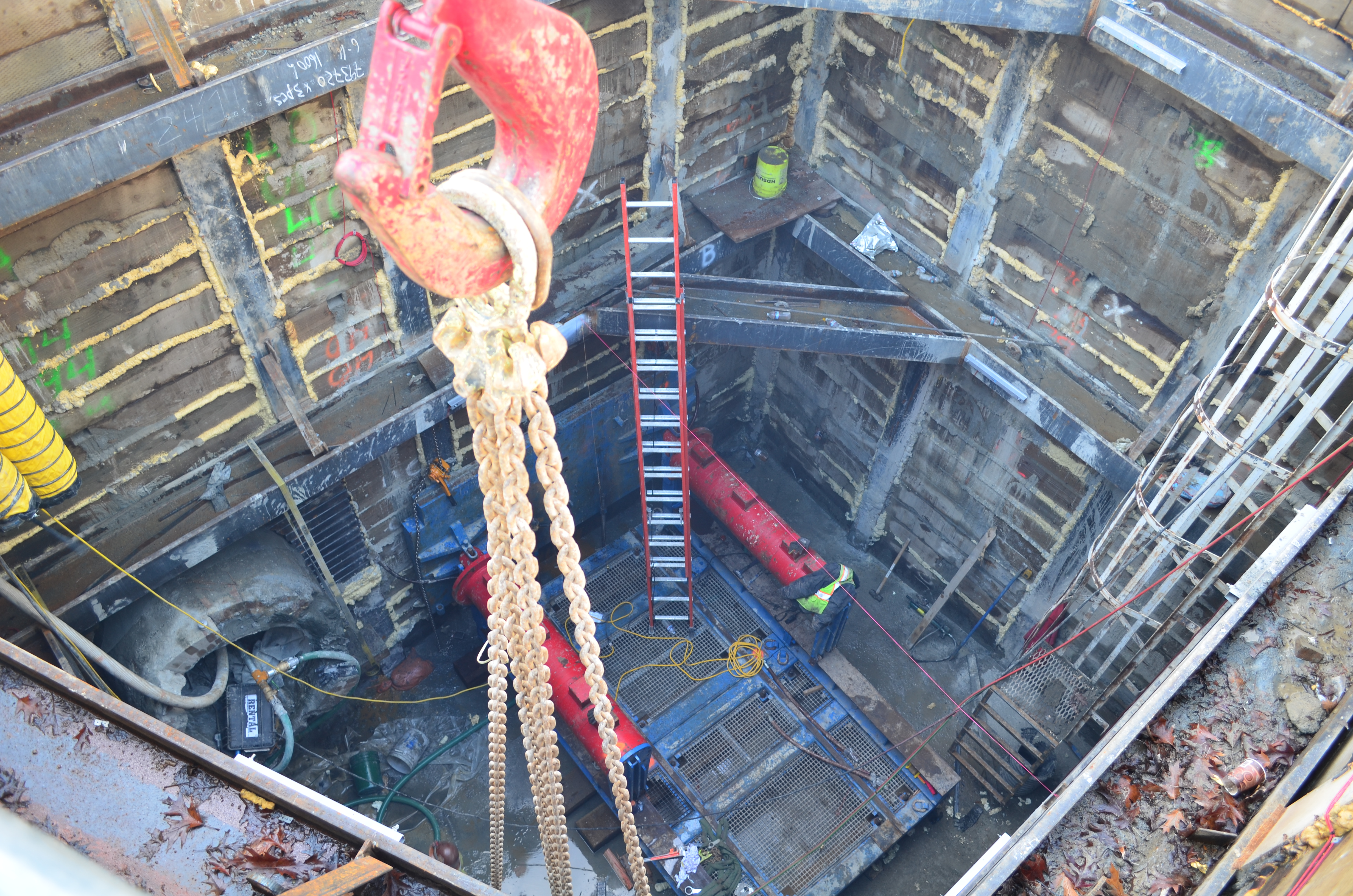 Structural Shoring Archives - DH Charles Engineering